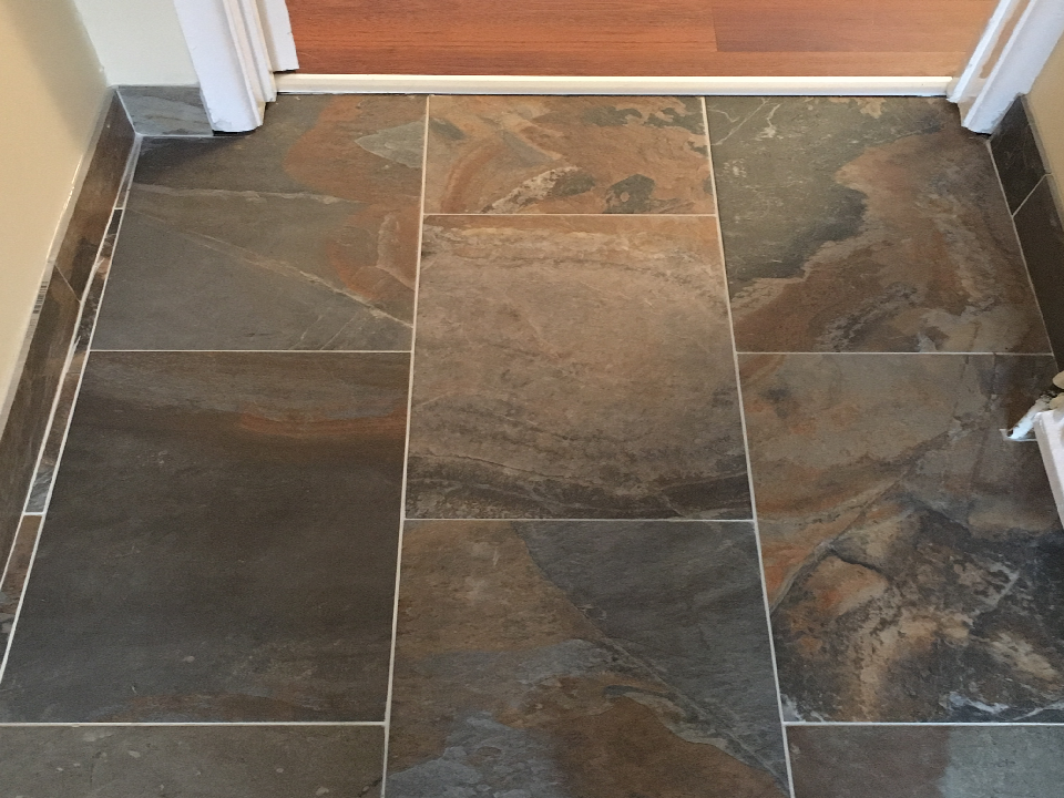 cost to tile hallway