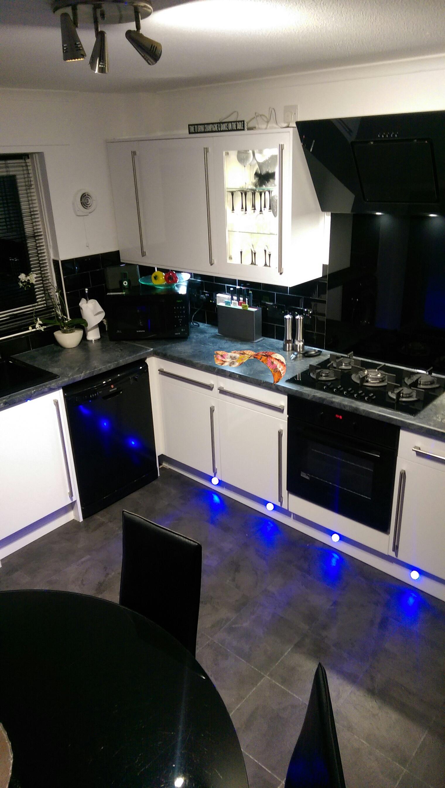 bracknell kitchen light fitters