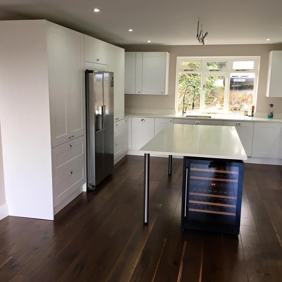kitchen installation ascot