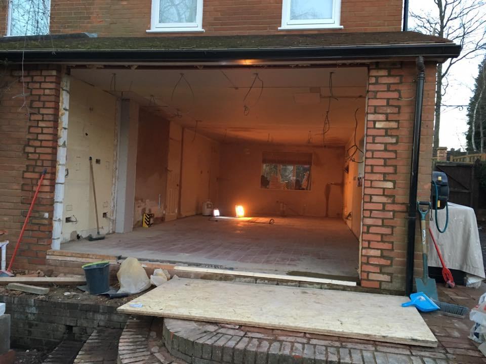 bifold door fitters ascot