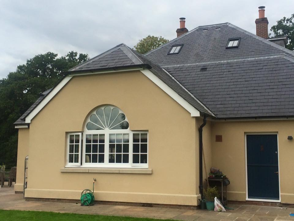 exterior painting sunningdale
