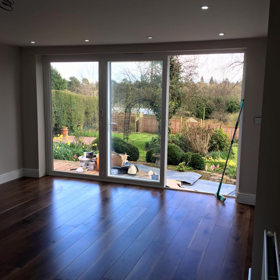 how much for bifold doors Ascot