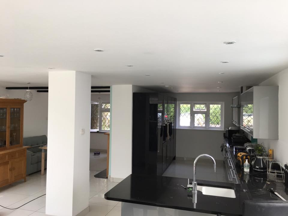 interior painter woking UK