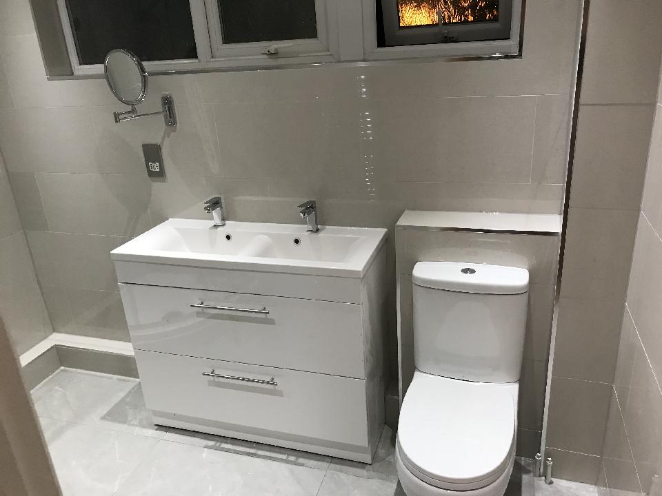 his n hers bathroom sinks