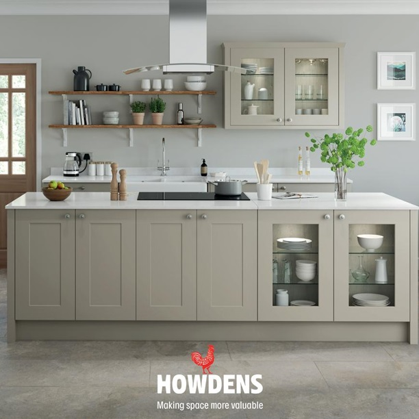 Howdens Kitchen Fitters - A H Home Improvements