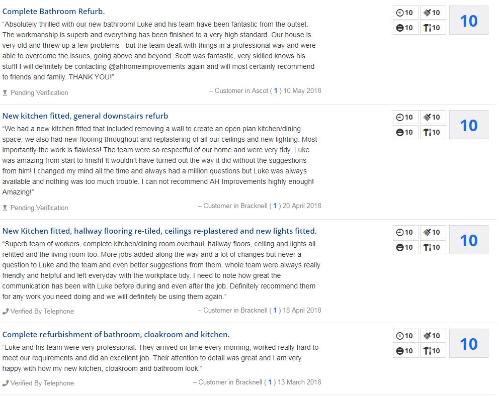 flooring reviews berkshire